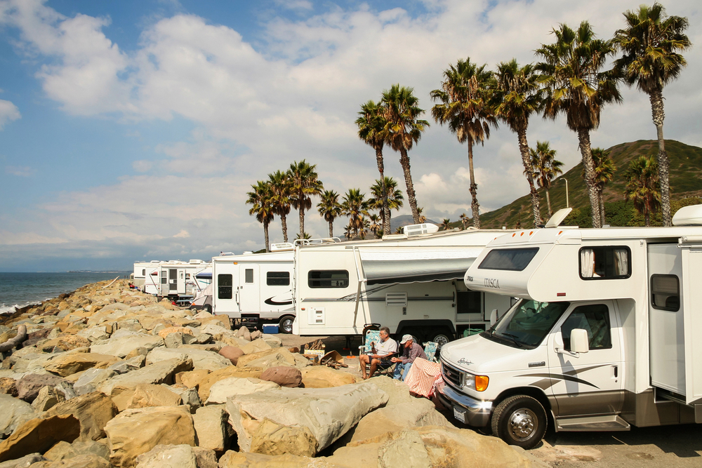 How to Find RV Parks Near Me