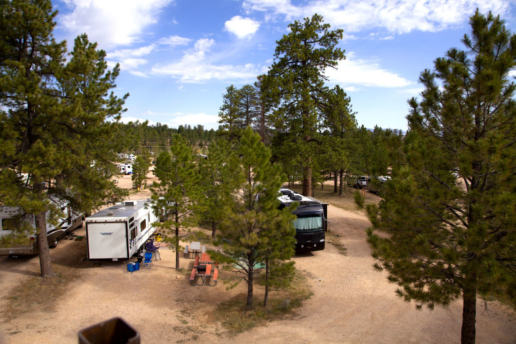 Bryce Canyon Pines RV Park