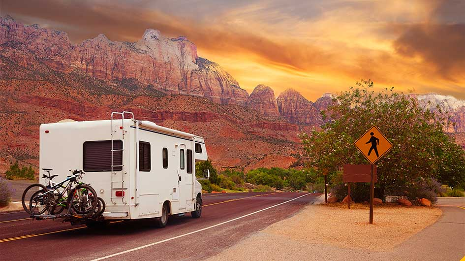 RV TRAVEL HOW TO PLAN A TRIP