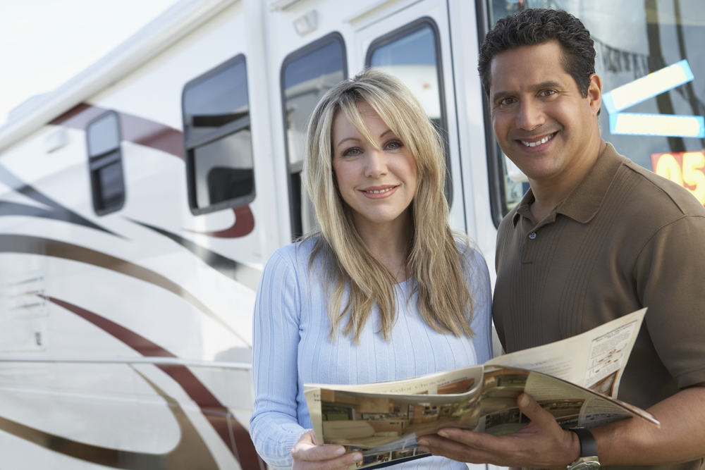 Start Life on The Road with The Tiffin Allegro Motorhome