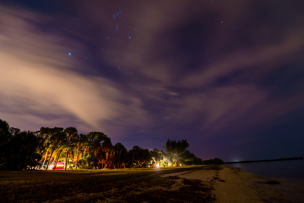 Plan a Beach Getaway at Fort De Soto Campground Near Tampa Bay