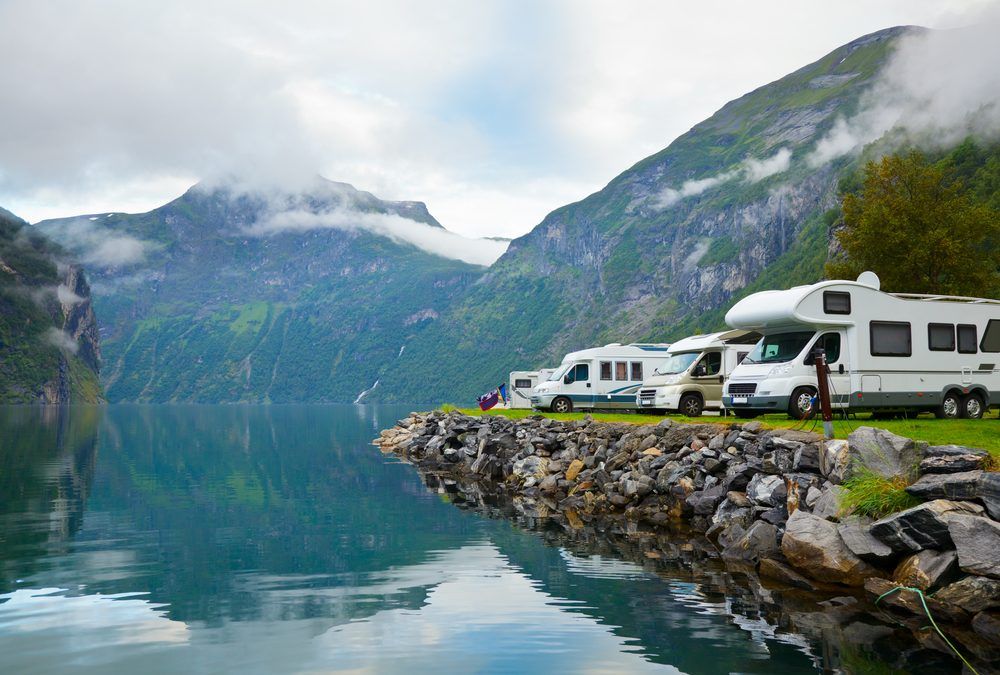 Travel by RV in Your Own European Auto House