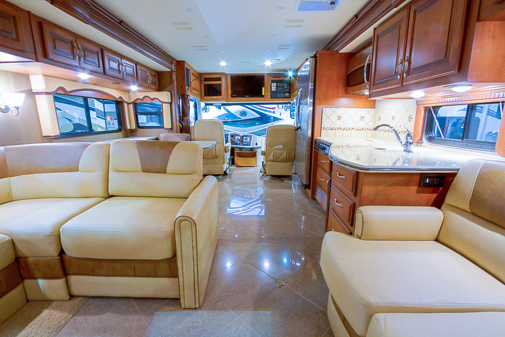 Top 5 Best RV for Full-Time Living