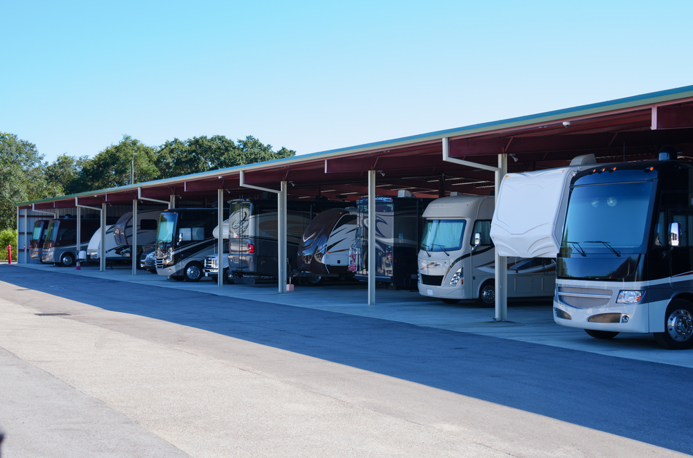 RV STORAGE: Why Store Your RV at a Local Storage Facility