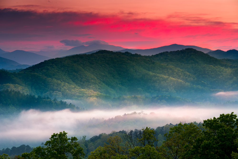 Find the Premier RV Destination for Camping in the Smokies
