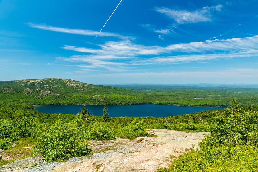 Staying at Campgrounds Near Acadia National Park