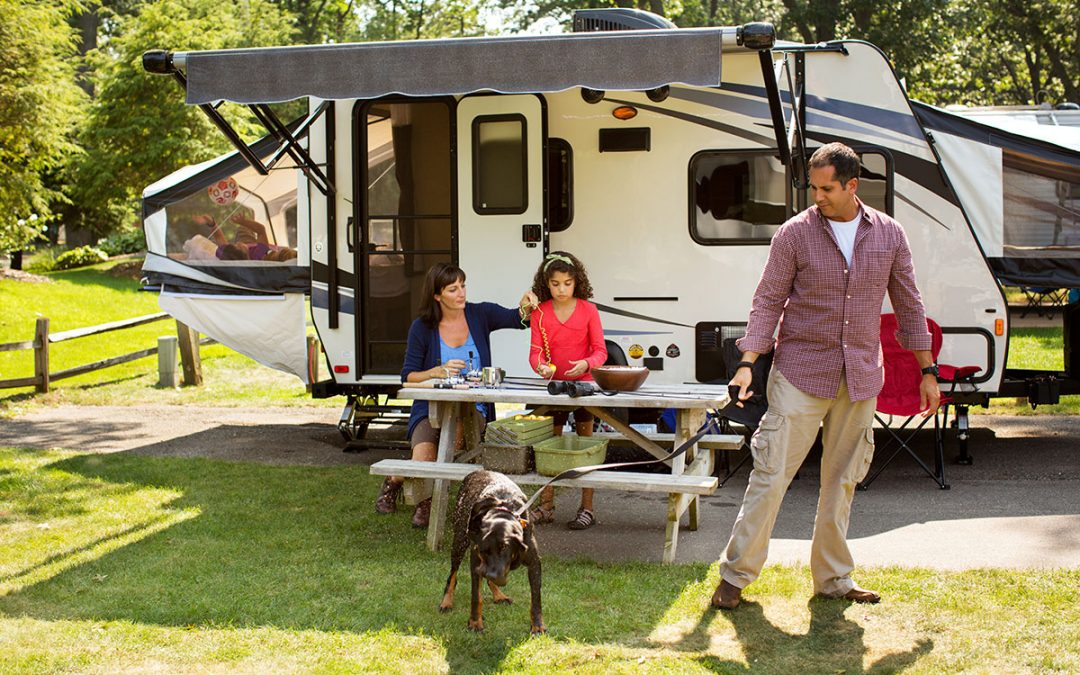 Campground Etiquette – 5 Simple Rules Every Camper Should Live By