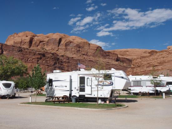 Moab Valley RV Park and Campground