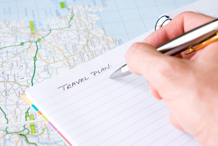 Plan a Travel