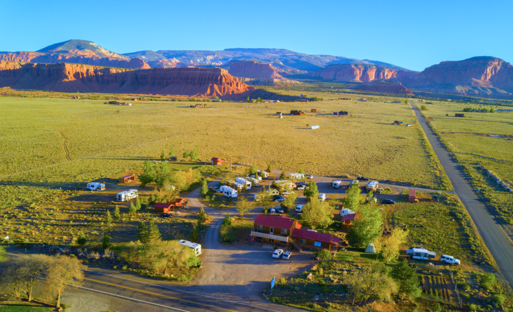 SAND CREEK RV PARK AND CAMPGROUND