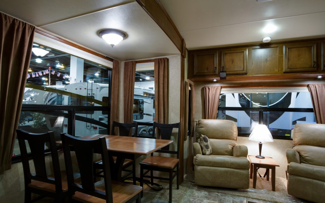 Before You Change Your RV Furniture – 4 Things to Consider