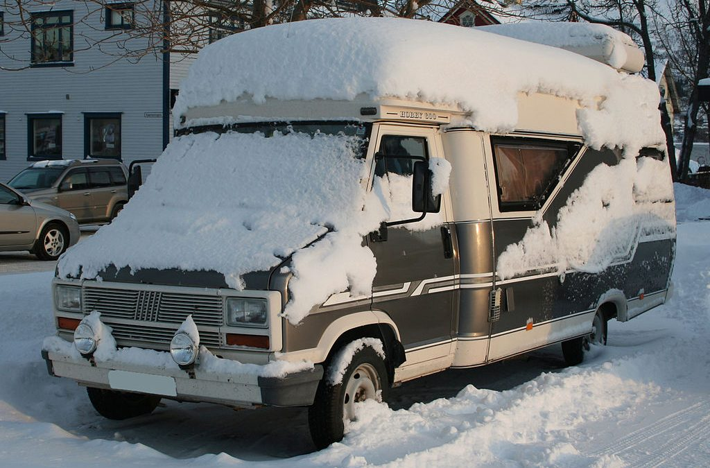 Winterizing An RV: Protect Your Recreational Vehicle Year-Round