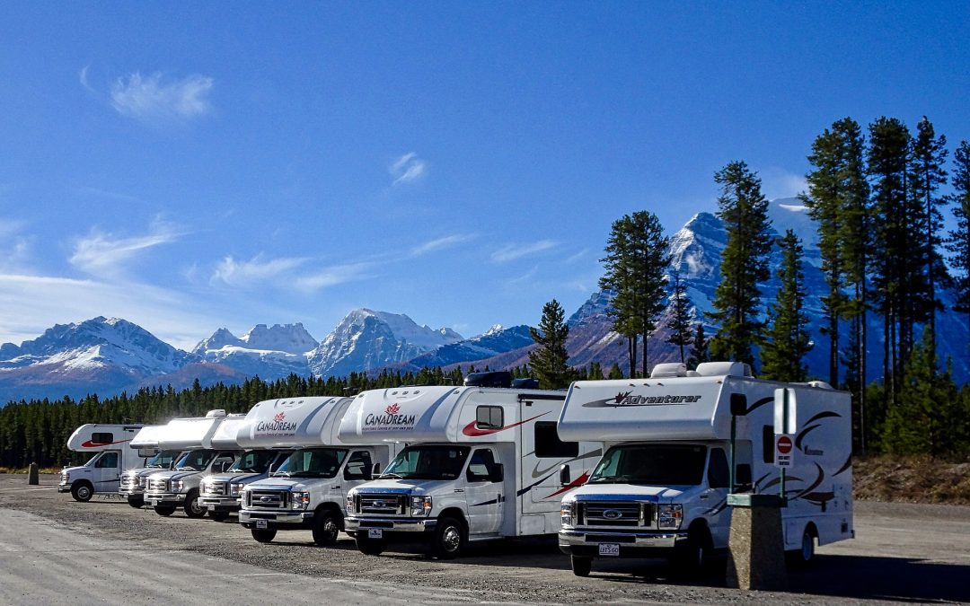 Overnight RV Parking Places You've Never Thought About
