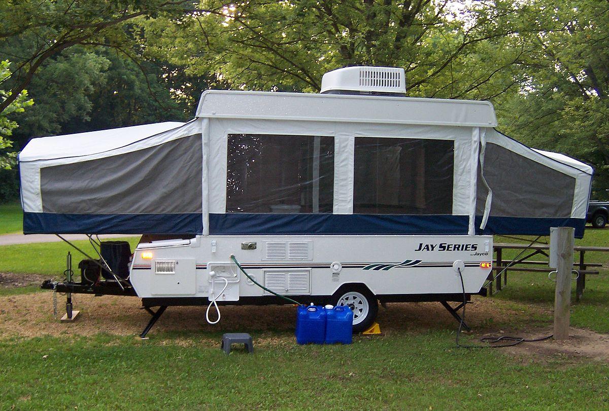 jayco pop up camper