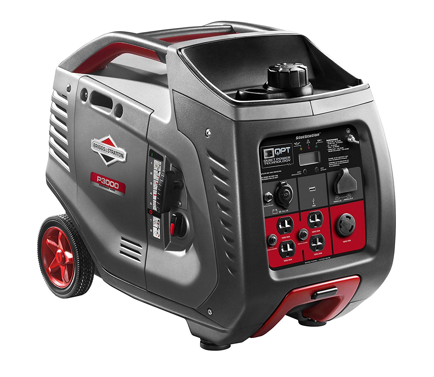 briggs & stratton 30545 p3000 powersmart series portable 3000